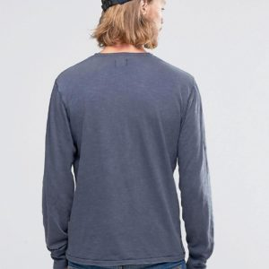 Denim & Supply T-Shirt With Long Sleeves